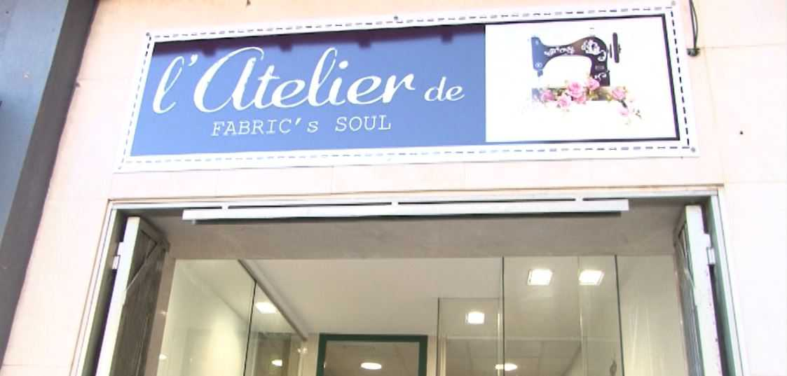 L'Atelier de Fabric's Soul d'Olot ofereix classes de costura